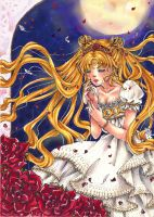 Moon Princess by 0Febris0