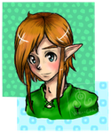 Link doodle by Vane--Chan