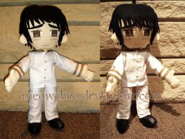 Japan from Hetalia Plush by Meowchee