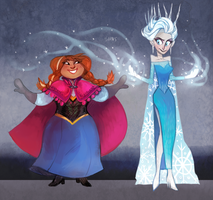 Frozen by SIIINS
