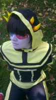 Rebel Sollux cosplay by envoysoldier