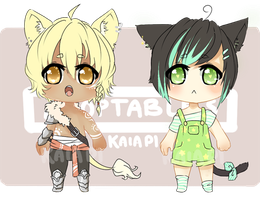 Catboy Adoptables Points+cash [closed] by Kaiapi