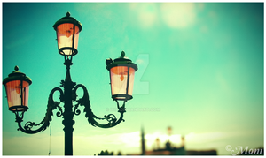 The Lamp by iria
