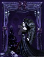 Gothic Angels Celebration by pixievamp