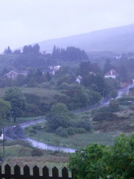 View of Rain by Cycle-Down