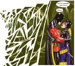 The Old DCU - Tim Drake and Stephanie Brown by Nick-Perks