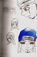 NeX Sketches by trxstr