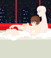 Bathtime ::OPEN COLLAB:: by OneLoveOneFate