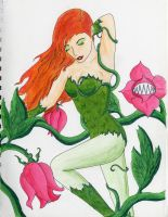 poison ivy by moatswimmer-inugrl
