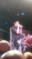 Breaking Benjamin live by 1ceCub