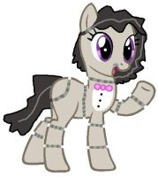 Five nights at twilights octavia melody by magictimeymare12