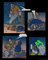 Nextuus Page 921 by NyQuilDreamer