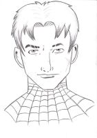 Peter Parker by kenny-powders
