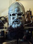 New Face Helm by TimeTurbine