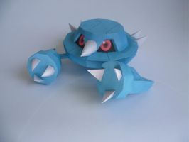 Metang Papercraft 2 by dodoman75