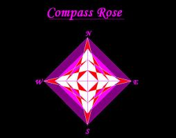 Album cover - Compass Rose by Ironhold