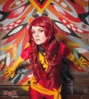 Dark Phoenix by mollyisacatlady