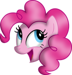 Pinkie Awesome Pie by FacelessSoles