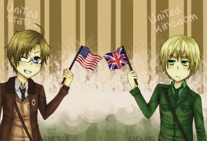 US and UK by RukiaOrihara