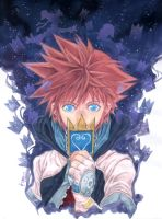 Sora - Re:Chain of Memories by Nick-Ian