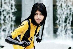 Silk Spectre II 1 by Anti-Ai-chan
