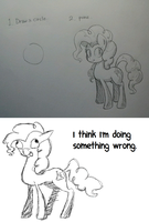 I Think I'm Doing Something Wrong by x-MassMurder-x