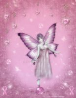 The Breast Cancer Fairie by pixievamp