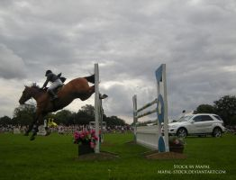British Show Jumping 86 by mapal-stock