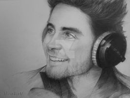 Jared Leto by AlenkaV