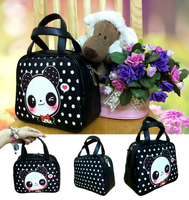 Kawaii panda handbag by tho-be