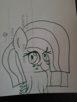 dolly sketch again by cottoncloudyfilly