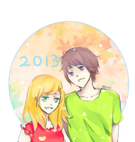 2013 by melyui