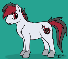 Small Horse by DJC631
