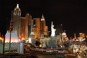 New York - New York Hotel Las Vegas by PowerGamer6