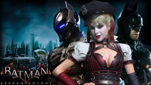 Batman Arkham Knight - Wallpaper By Ashish913 by Ashish-Kumar