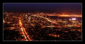 San Francisco by JimP4nsen