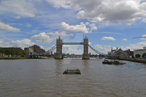 London Tower Bridge [1] by DingRawD