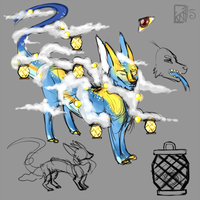 Dream: dragon of Night and Fog by Kinla