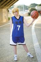 Kise by sweetmuffins