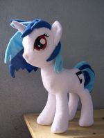 Vinyl Scratch / DJ Pon3 Side by WhiteAntCrawls