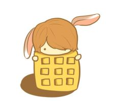 Onew Bunny = Waffle... by kittykat91096