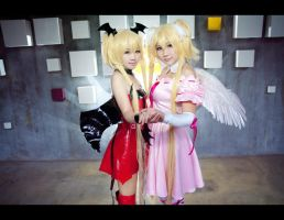 Shugo Chara_Lunatic x Sherapic by vicissiJuice