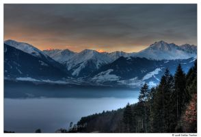 Alpenglow by stetre76