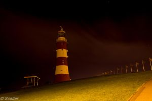 Plymouth Night #2 by Scalter