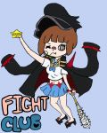fight club mako by vulpixmassacre94