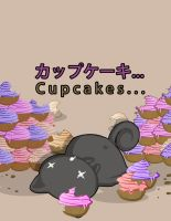 Cupcakes after by Jutchy