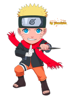 Chibi Naruto The Last by Marcinha20