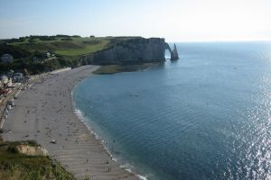 France, Etretat by elodie50a