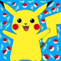 Pikachu by loaves