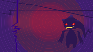 Branette (Banette in English) screen by Gragalit